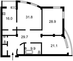 Квартира J-23753, Тургеневская, 28а/30а, Киев - Фото 4