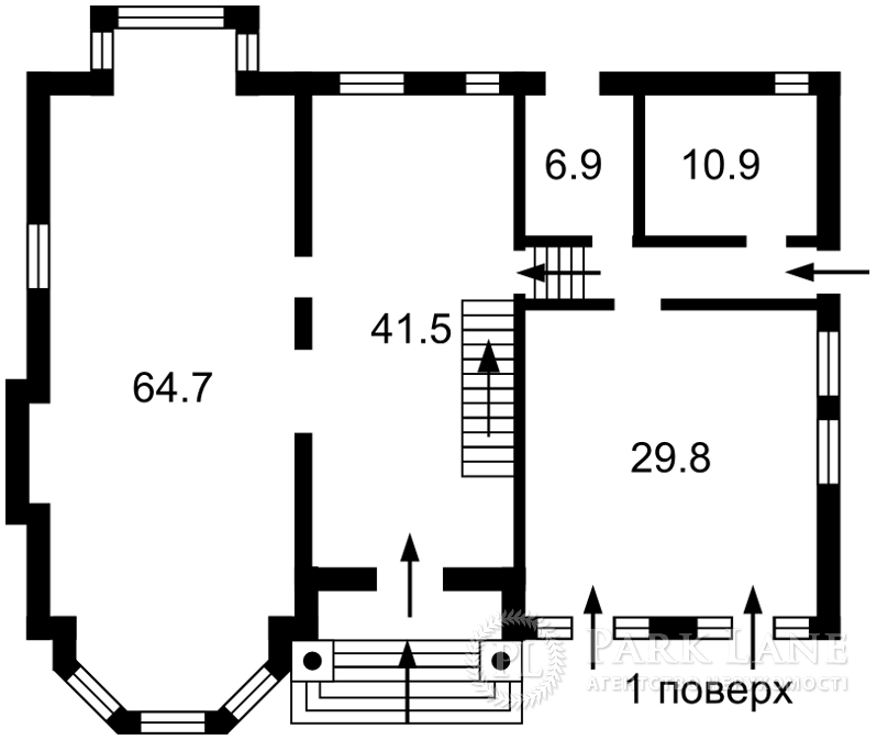 Дом Подгорцы, R-6948 - Фото 2