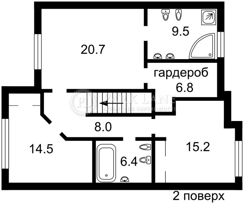 Будинок Вишеньки, Z-1797277 - Фото 3