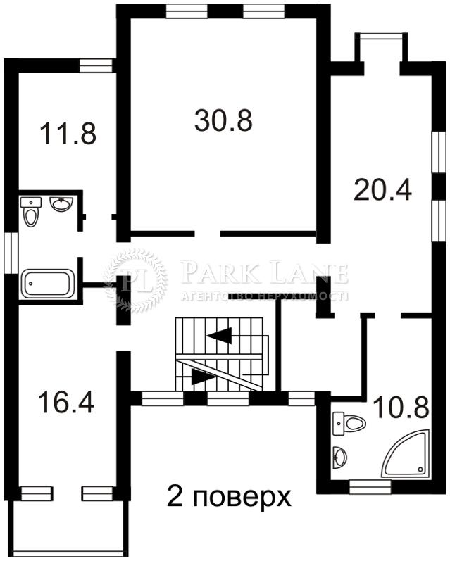 Дом Лесники (Киево-Святошинский), Z-56012 - Фото 3