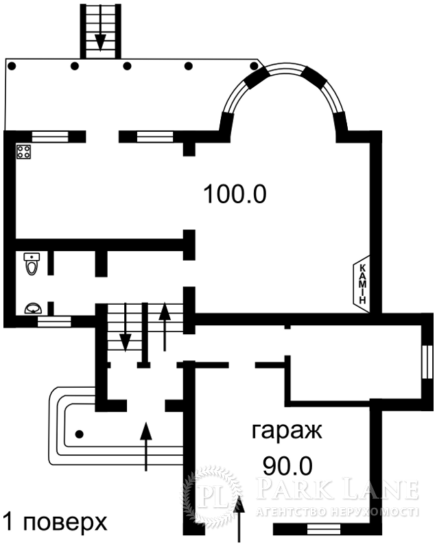 Дом Новые Безрадичи, Z-1444989 - Фото 2