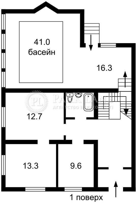 Дом ул. Корчака Януша (Баумана), Киев, I-26529 - Фото 1