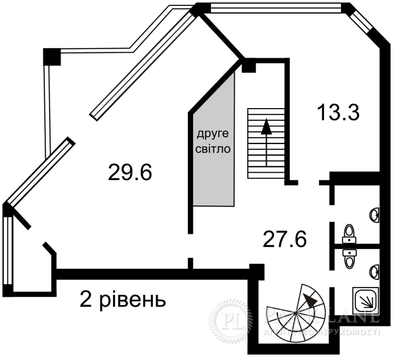 Квартира ул. Гетьмана Вадима (Индустриальная), 1б, Киев, B-94841 - Фото 3