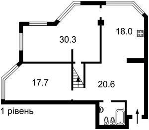 Квартира B-94841, Гетьмана Вадима (Индустриальная), 1б, Киев - Фото 5