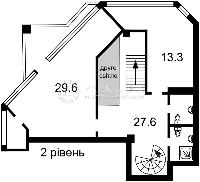 Квартира ул. Гетьмана Вадима (Индустриальная), 1б, Киев, B-94835 - Фото 3