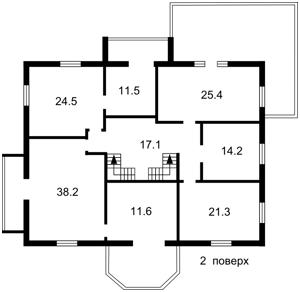 Дом J-24006, Козин (Конча-Заспа) - Фото 7