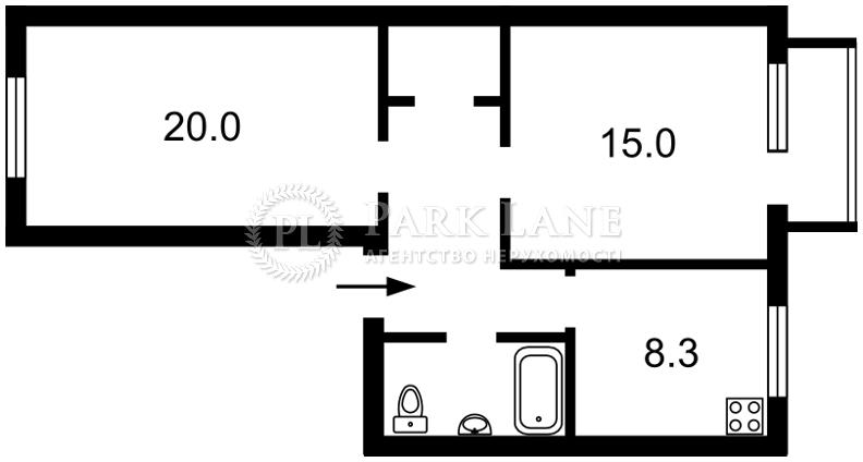 Квартира B-80088, Хорива, 22/28, Киев - Фото 2