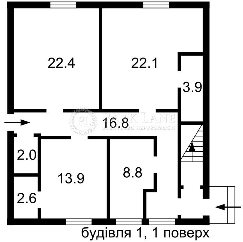 Дом, ул. Магнитогорская, Киев, E-36470 - Фото 3