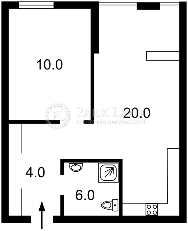 Квартира ул. Регенераторная, 4 корп.1, Киев, L-24451 - Фото 2