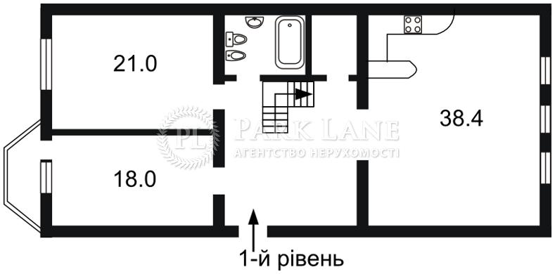 Квартира ул. Константиновская, 10, Киев, I-12766 - Фото 2