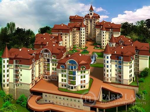 Альпійське містечко