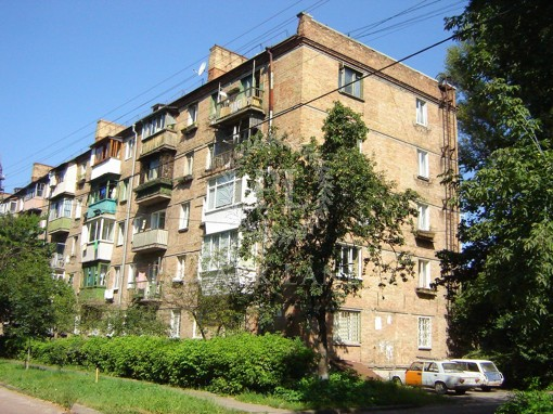 Квартира Безручко Марка (Бабушкина), 23, Киев, Z-500890 - Фото