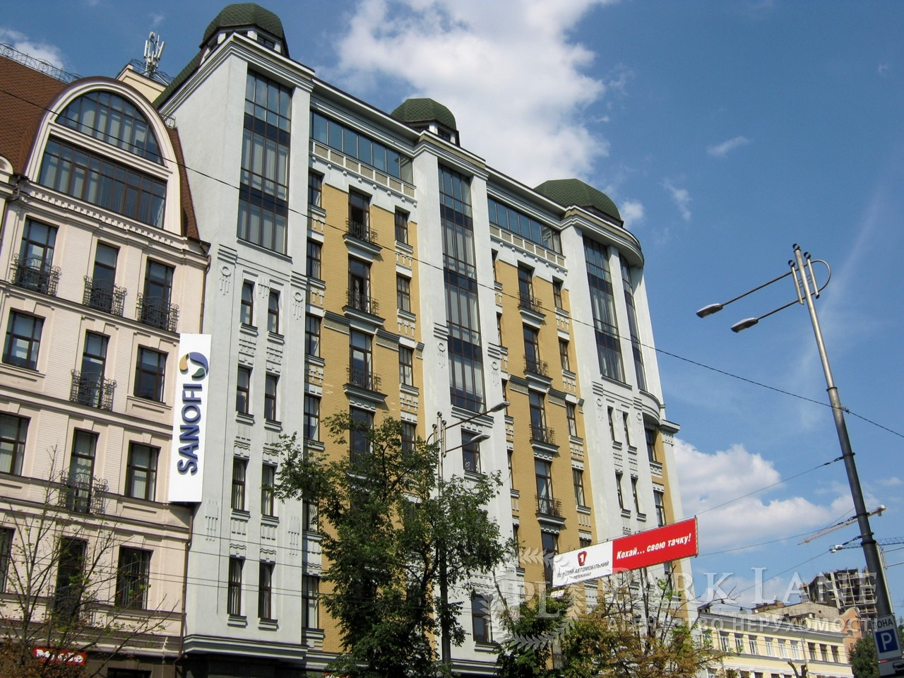 Бизнес-центр, ул. Жилянская, Киев, B-100033 - Фото 9