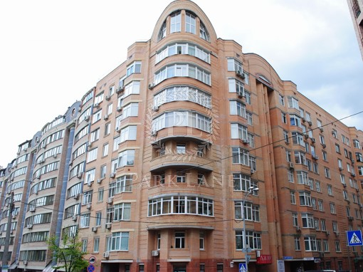 Паркінг, Павлівська, Київ, N-21115 - Фото