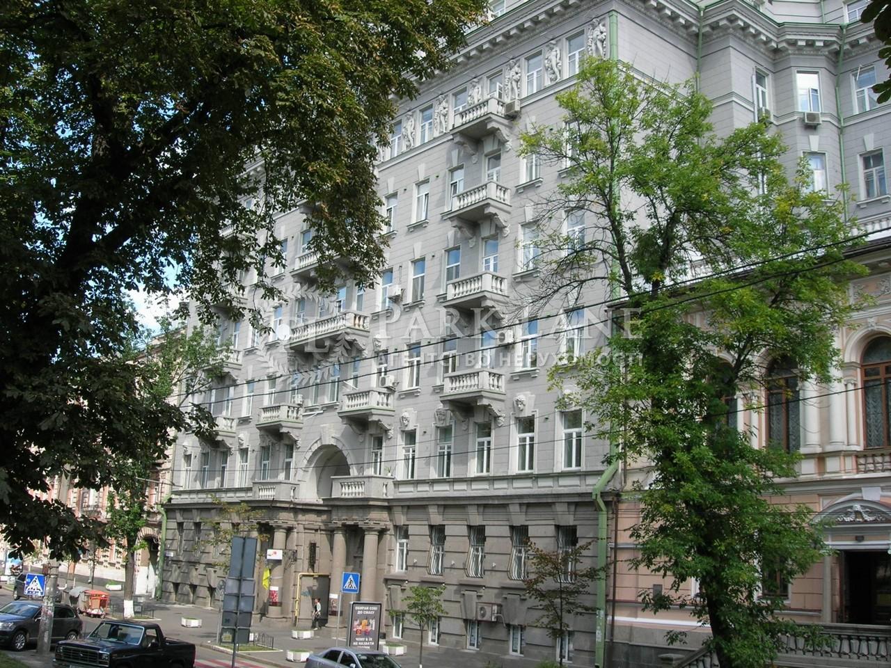 Нежилое помещение, ул. Терещенковская, Киев, Y-1267 - Фото 1