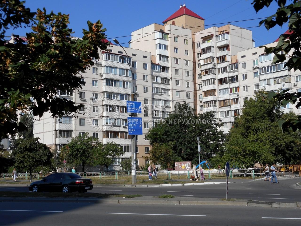 Квартира ул. Тимошенко Маршала, 33/35, Киев, Z-581886 - Фото 1