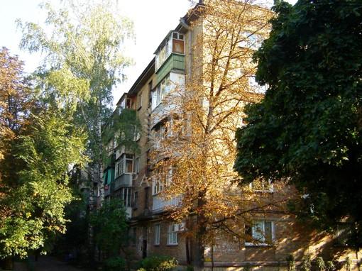 non-residential premises, Shcherbakivskoho Danyla (Shcherbakova), Kyiv, J-27075 - Photo