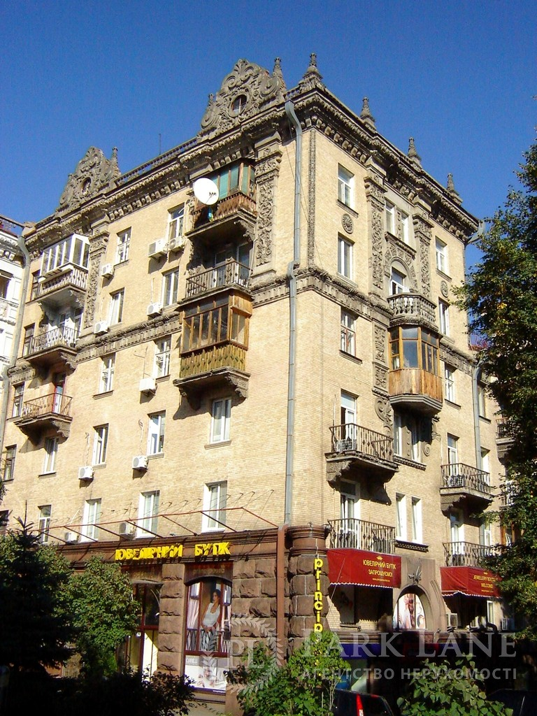 Квартира ул. Прорезная (Центр), 4а, Киев, E-7369 - Фото 1