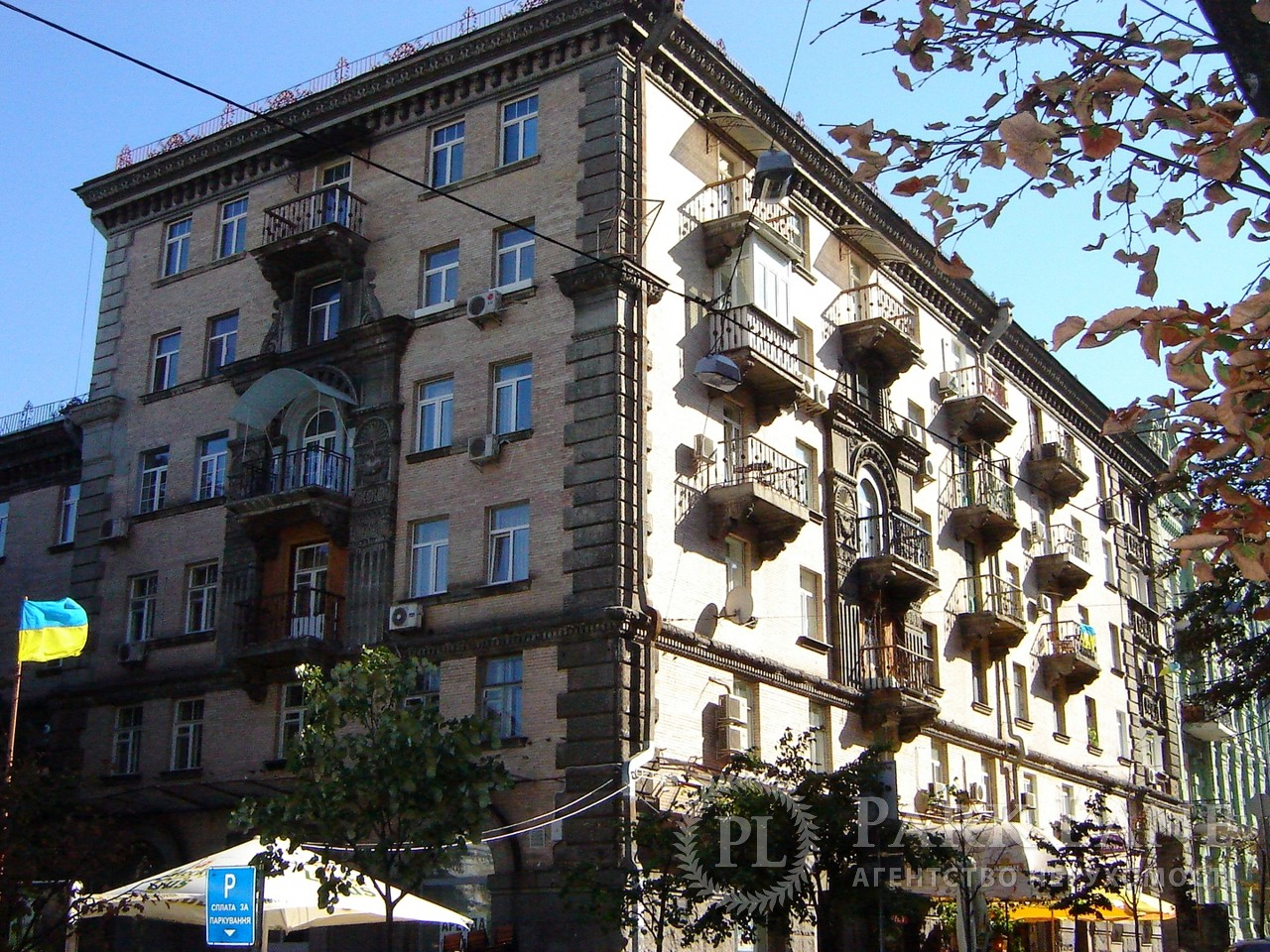 Нежилое помещение, ул. Пушкинская, Киев, R-27806 - Фото 1