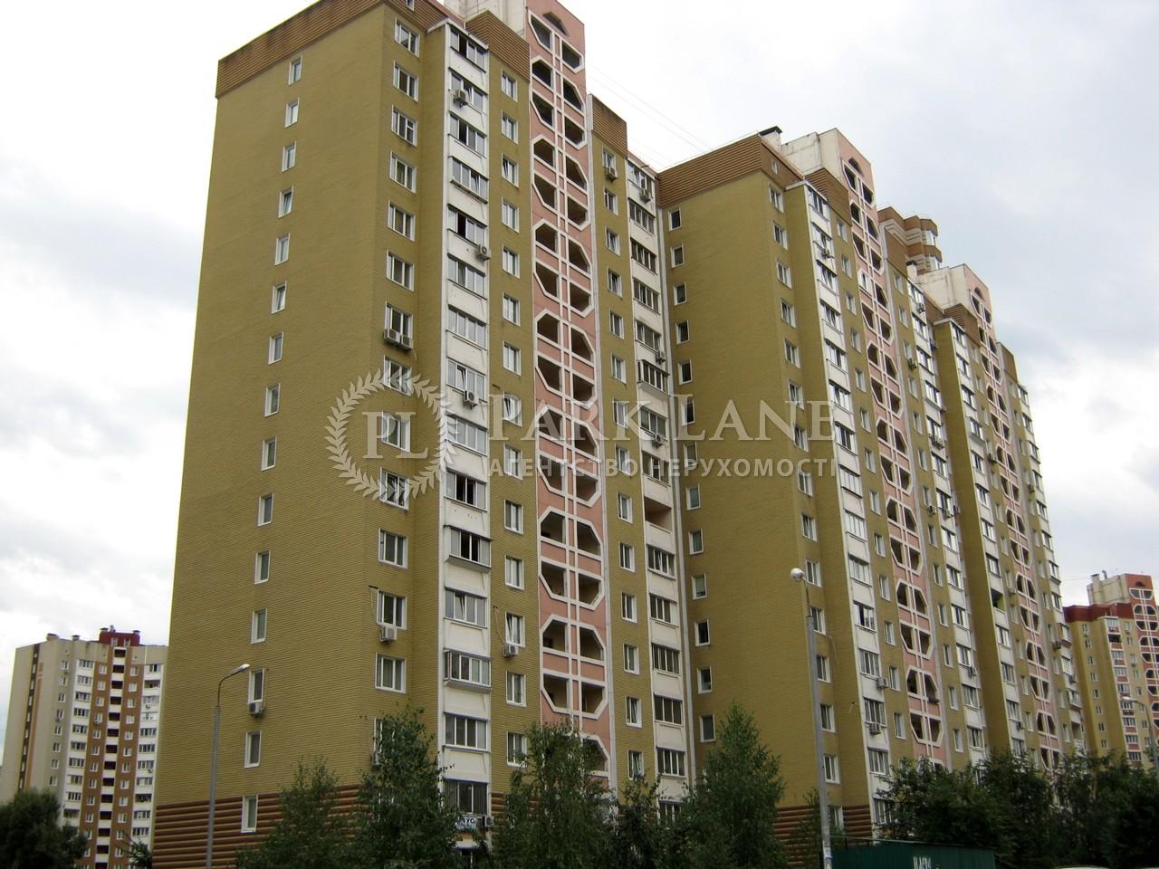 Квартира ул. Ахматовой, 37, Киев, H-24273 - Фото 3