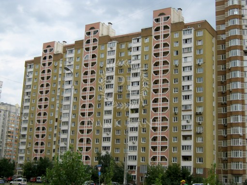 Квартира Ахматовой, 37, Киев, B-98084 - Фото