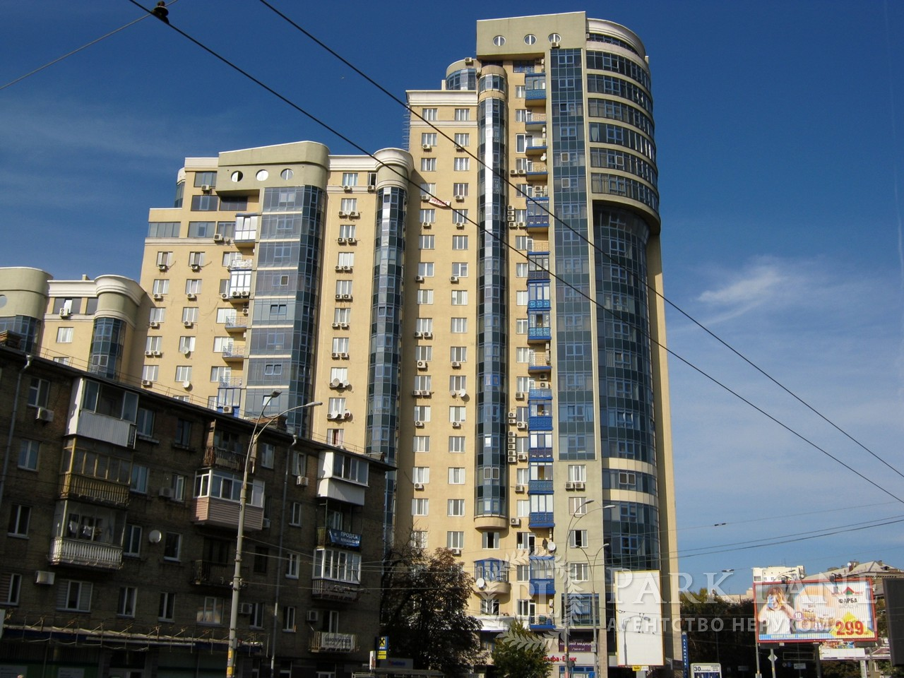 Квартира ул. Московская, 46/2, Киев, J-25888 - Фото 1
