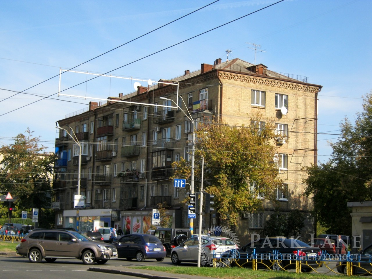 Квартира ул. Генерала Алмазова (Кутузова), 9, Киев, B-90538 - Фото 1