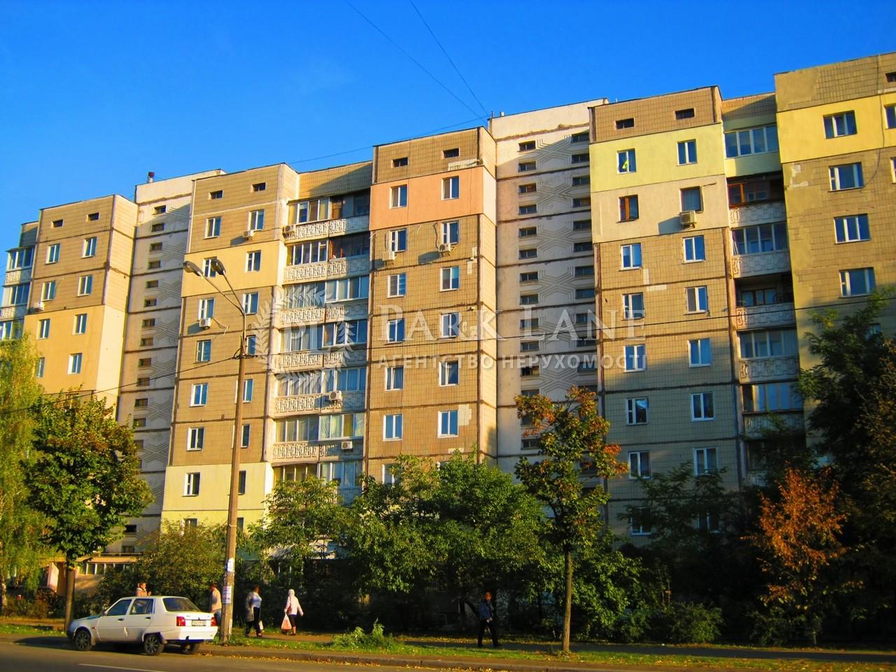 Квартира ул. Вербицкого Архитектора, 34, Киев, Z-723746 - Фото 1