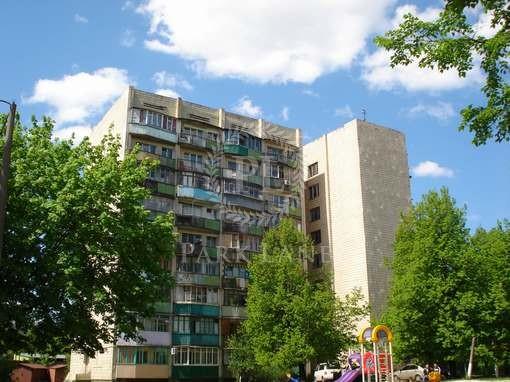 Квартира Комарова Космонавта просп., 19, Киев, Z-497375 - Фото