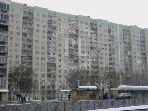 Apartment Golosiivskyi avenue (40-richchia Zhovtnia avenue), 21, Kyiv, Z-633217 - Photo