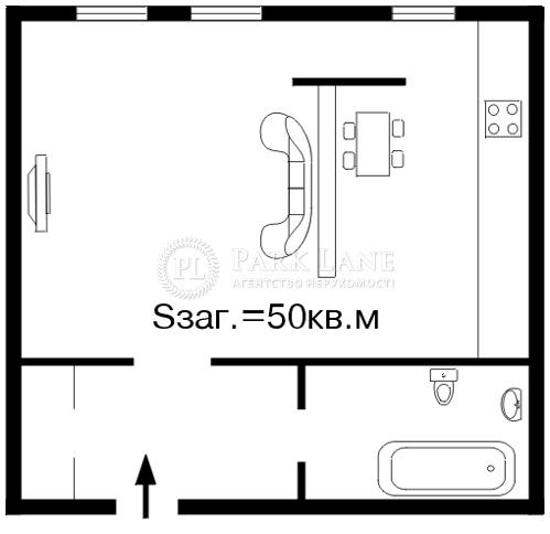 Квартира вул. Шота Руставелі, 44, Київ, F-14320 - Фото 2
