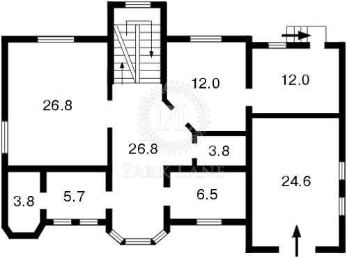 Дом, F-15532