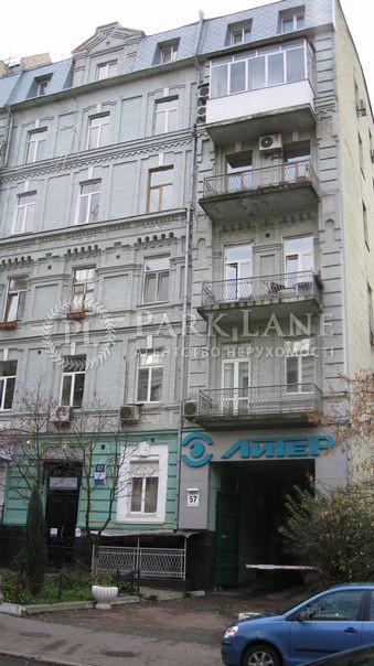 Квартира ул. Хмельницкого Богдана, 57, Киев, J-30391 - Фото 1