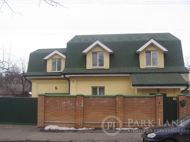 Дом ул. Кирпоноса, Киев, Z-1154059 - Фото 1
