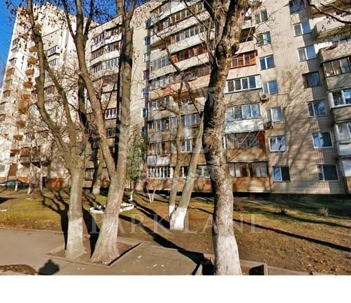 Квартира Майбороди П., 5/9, Київ, R-28411 - Фото