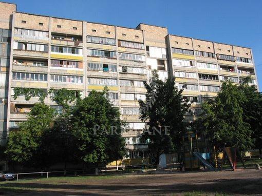 Квартира Зодчих, 74, Київ, Z-573071 - Фото
